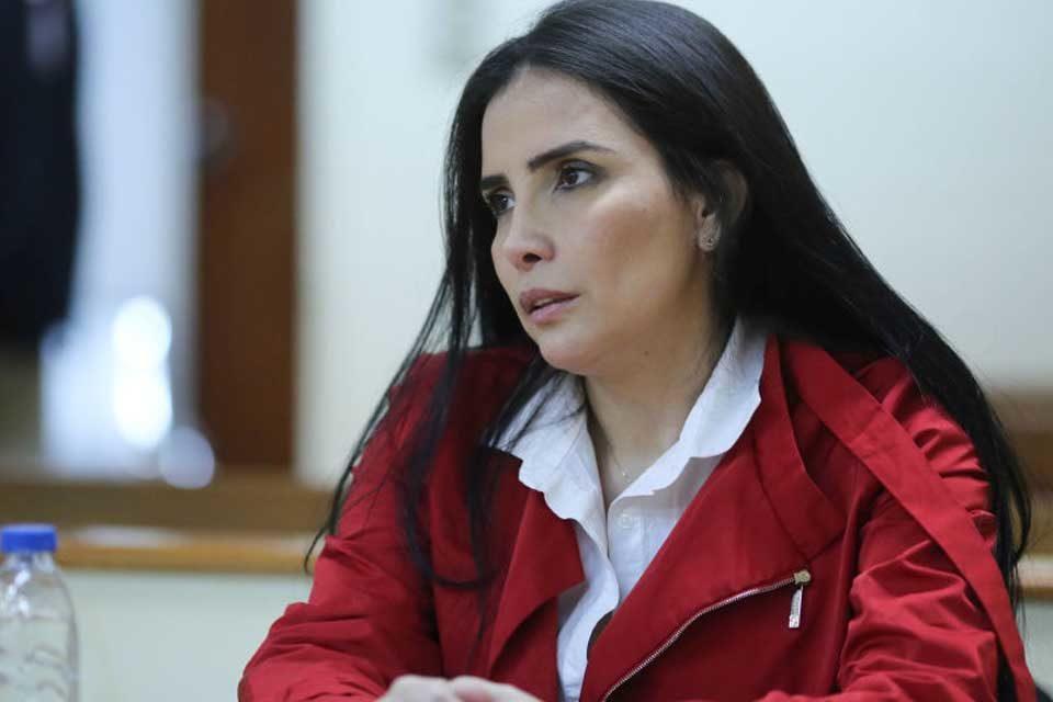 Aida Merlano exsenadora Colombia