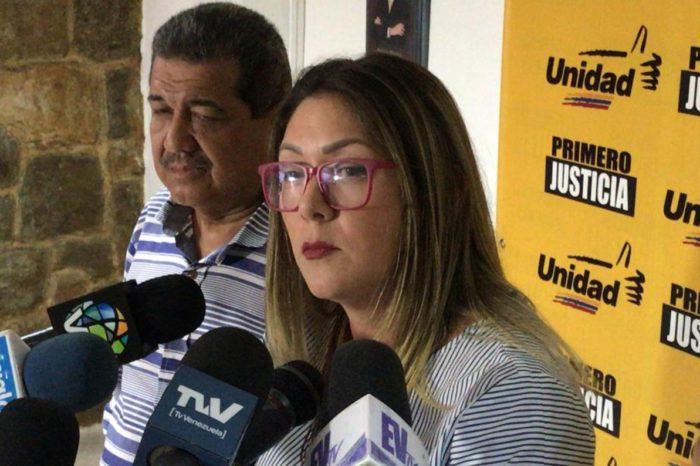 Amelia Belisario: Dejen el miedo y permitan la entrada a la CIDH
