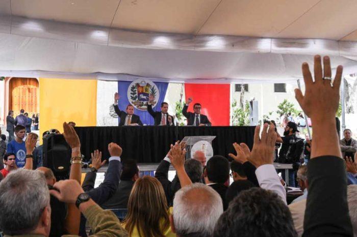 La transparencia se pierde en algunas discusiones dentro de la Asamblea Nacional
