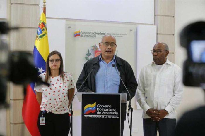 MinSalud activó controles en aeropuerto de Maiquetía por emergencia del coronavirus