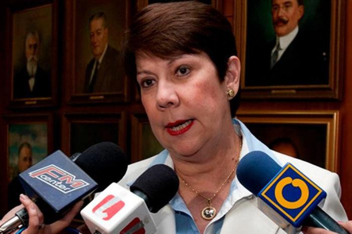 Cecilia García Arocha - ucv