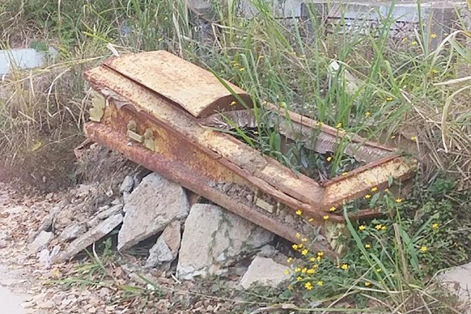 En el Cementerio General del Sur reina la inseguridad y abandono oficial