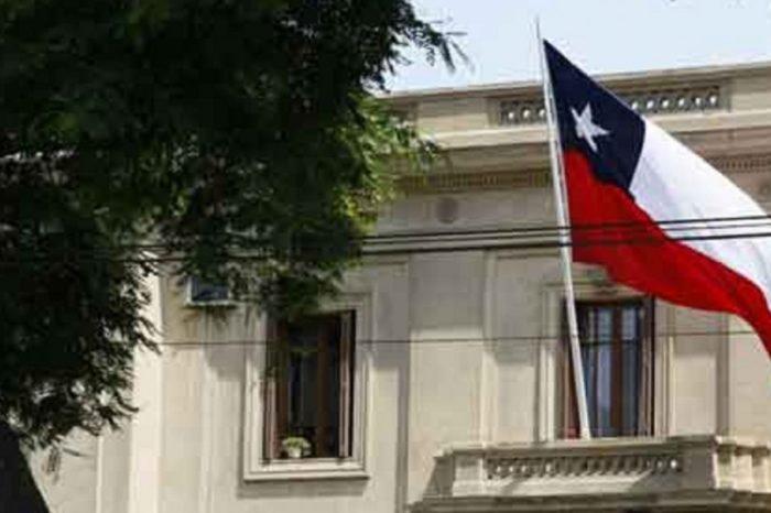 Chile en Caracas