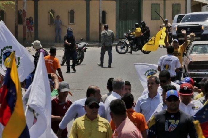 Juan Guaidó: La dictadura pudo haberme asesinado en Lara