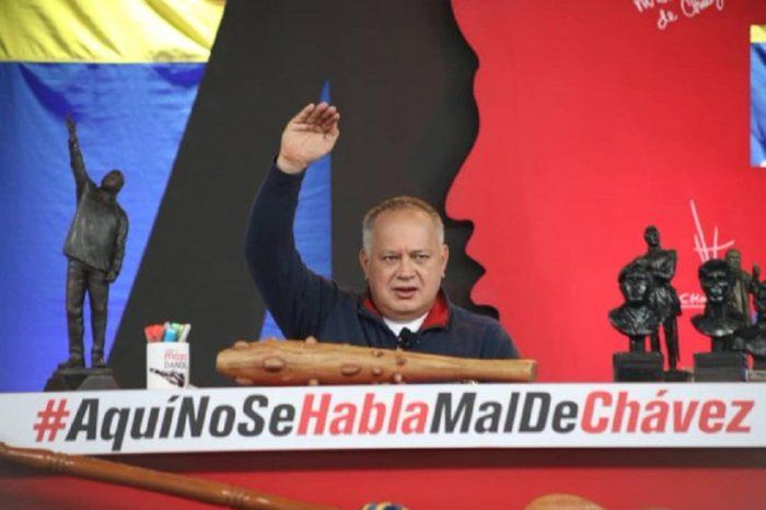 """Cabello arremete contra Provea y amenaza con """"aplicarles todo el peso de la ley"""""""