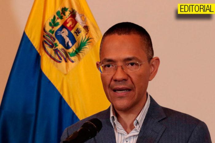 Ernesto Villegas volvió a ser el de antes de 1999, por Xabier Coscojuela