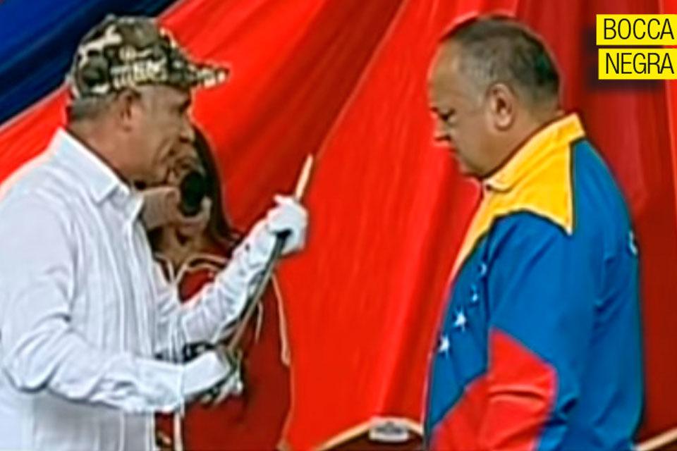 ¿Por qué Maduro no le entregó la espada de Bolívar a Diosdado?, por Sebastián Boccanegra