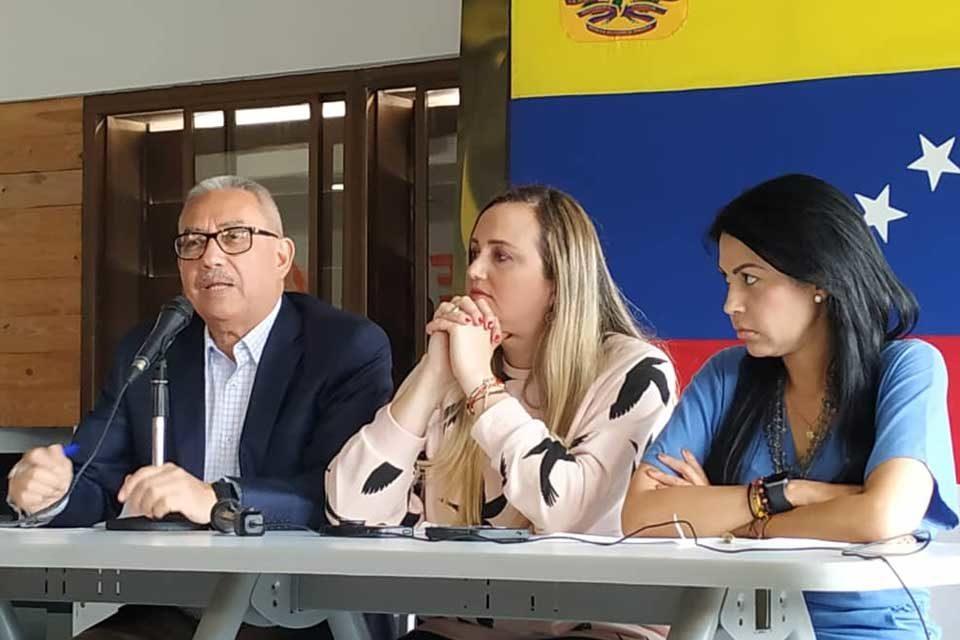 RDP esposa tío Juan Guaidó
