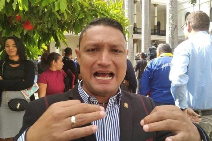 Diputado detenido en Falcón estaba metido en lío por choque con funcionaria de la ONU
