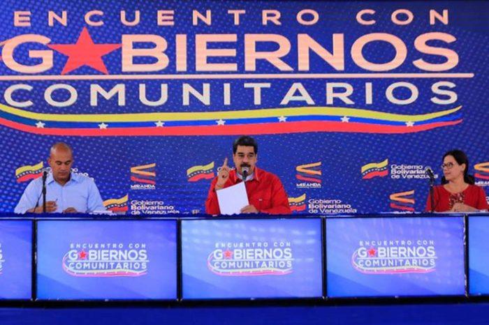 Intención de voto chavista duplicaría a la opositora, según encuesta revelada por Maduro