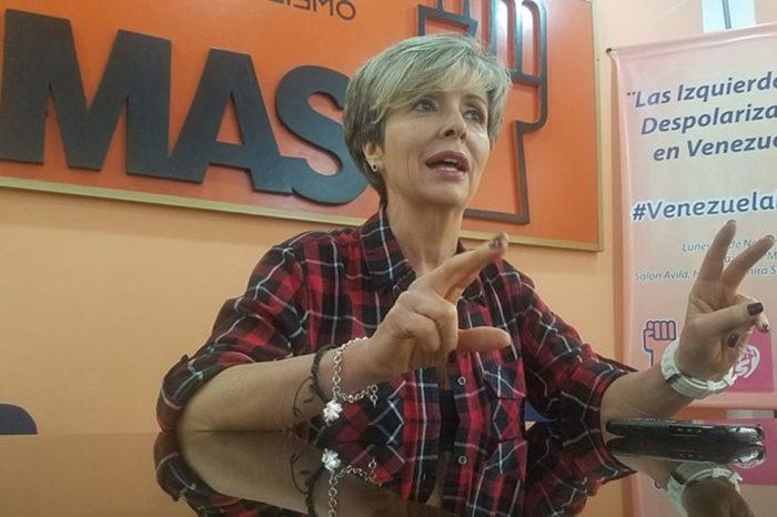 MAS: Nuevas autoridades del CNE son un avance de la Mesa de Diálogo Nacional