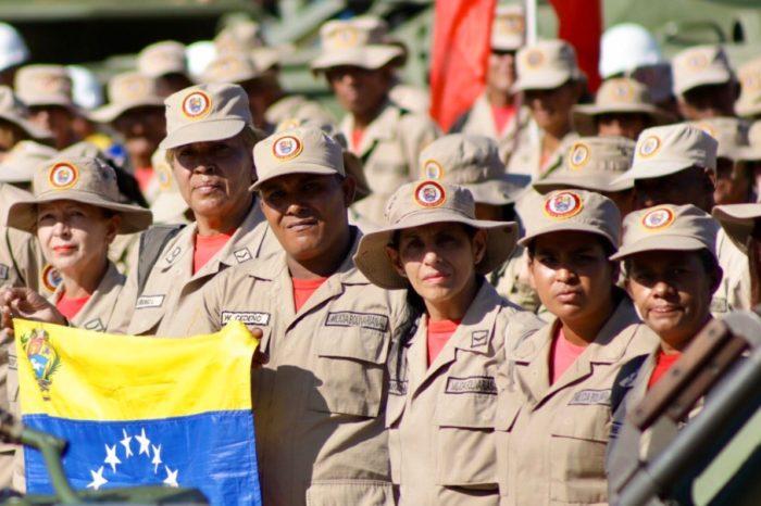 Padrino López: La milicia es hija del 13 de abril y reservorio ante amenazas
