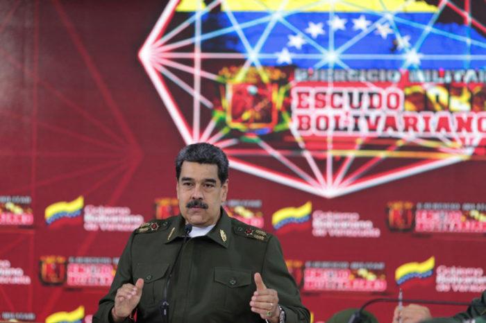 Maduro anuncia que próximos ejercicios militares se realizarán sin previo aviso