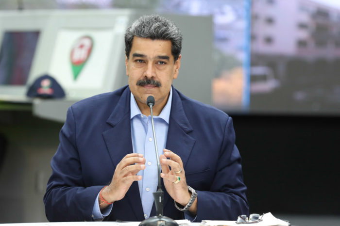 Maduro asegura que Guaidó planificó en su gira pagar a mafias para desestabilizar el país