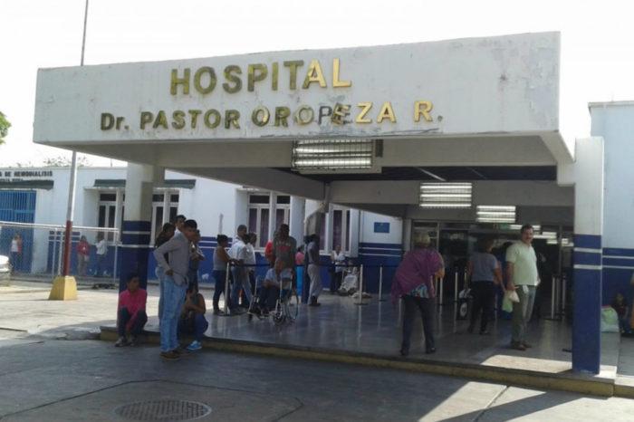 Hasta 12 horas esperan parturientas en el Pastor Oropeza para ser atendidas