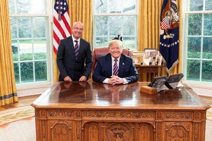 Simonovis sostuvo reuniones con Donald Trump y Mike Pence