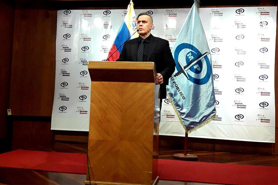Tarek William Saab CPI DDHH