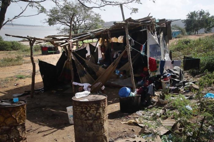 Muerte de tres niños waraos en Cambalache recuerda estado de orfandad de los indígenas