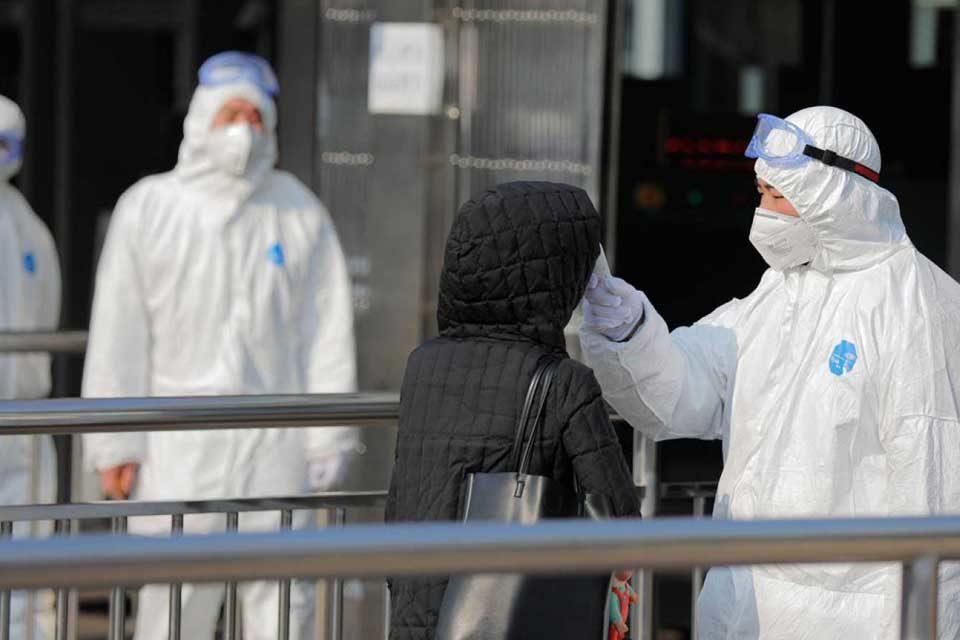 Wuhan realiza análisis para detectar coronavirus a todos sus habitantes