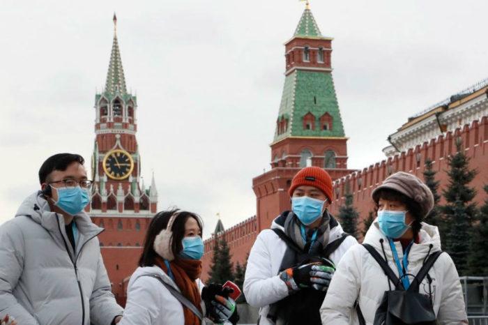 Rusia pone en cuarentena a 548 ciudadanos chinos por sospecha de coronavirus