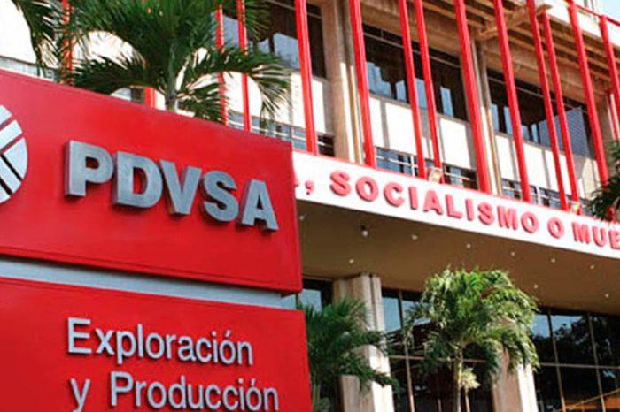 """Ejecutivos de Pdvsa fueron detenidos por """"entregar información estratégica"""" a EEUU"""