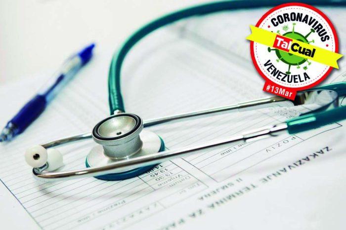 coronavirus - médicos venezolanos