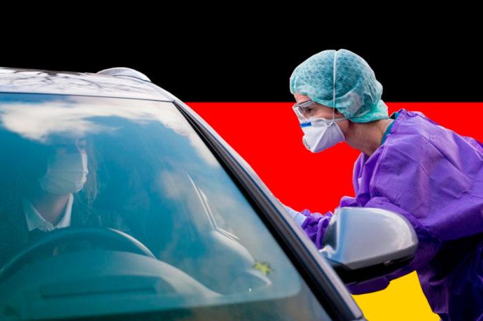 Alemania registra récord de contagios de coronavirus este #22Oct