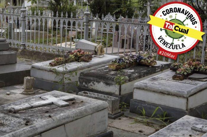 Fallecidos por coronavirus serán sepultados a la brevedad y sin autopsia