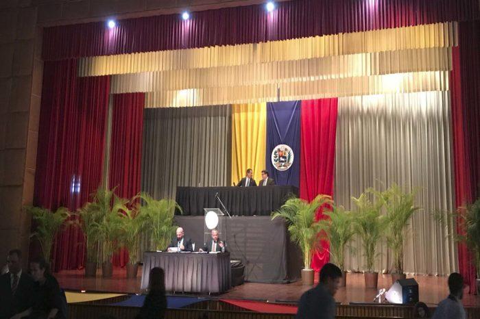 La Asamblea Nacional cumple dos meses siendo itinerante