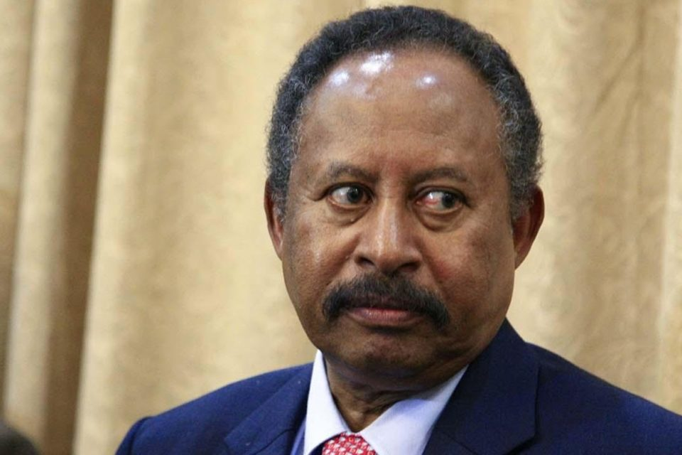 Abdalla hamdok Sudan