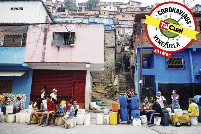 Covid-19 en Venezuela | Hidrocapital endurece el racionamiento de agua