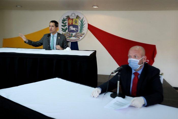 Guaidó aboga por acuerdos con multilaterales para hacer frente al coronavirus