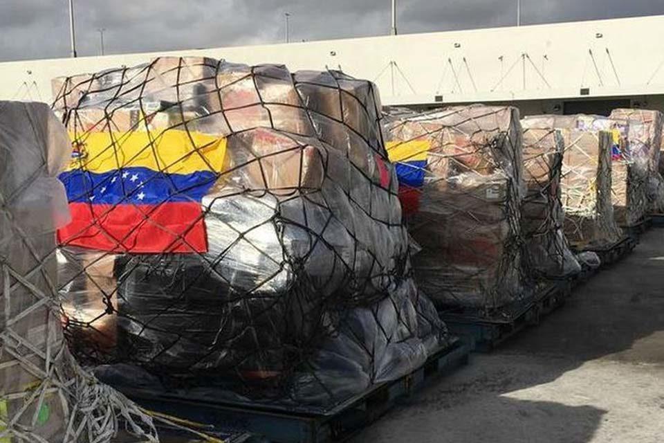 Curazao Estados Unidos EEUU ayuda humanitaria