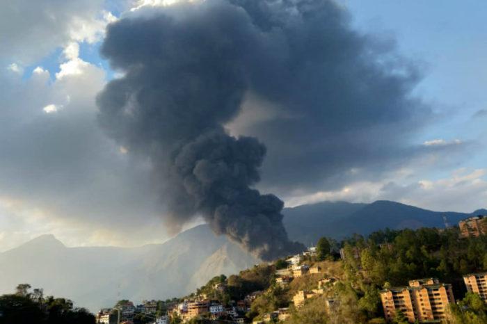 Tibisay Lucena exige una investigación profunda sobre el incendio de galpones del CNE