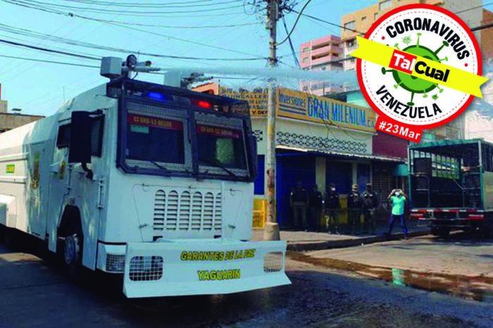Covid-19 en Venezuela | Así está el interior del país #23Mar