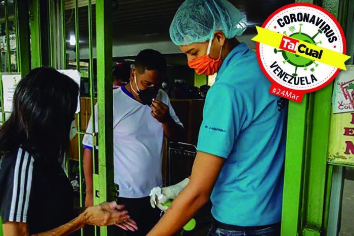 Covid-19 en Venezuela | Así está el interior del país #24Mar