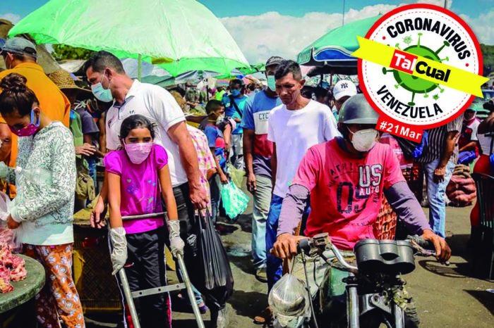 Covid-19 en Venezuela | Así está el interior del país #21Mar