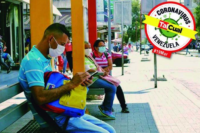 Covid-19 en Venezuela | Así está el interior del país #19Mar