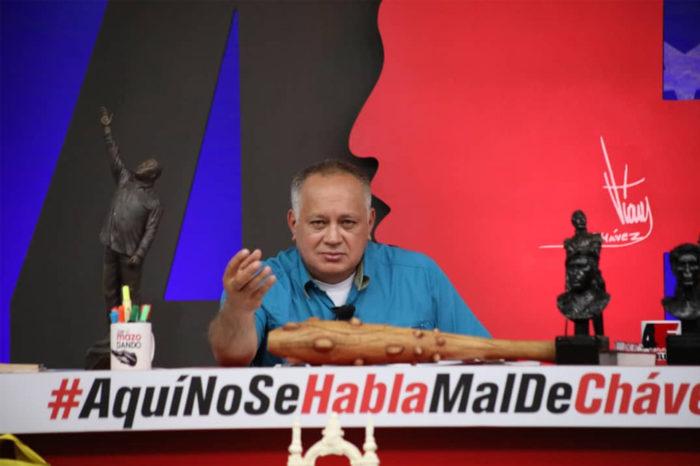 Cabello dice que Guaidó firmó otros dos contratos en el marco de la Operación Gedeón