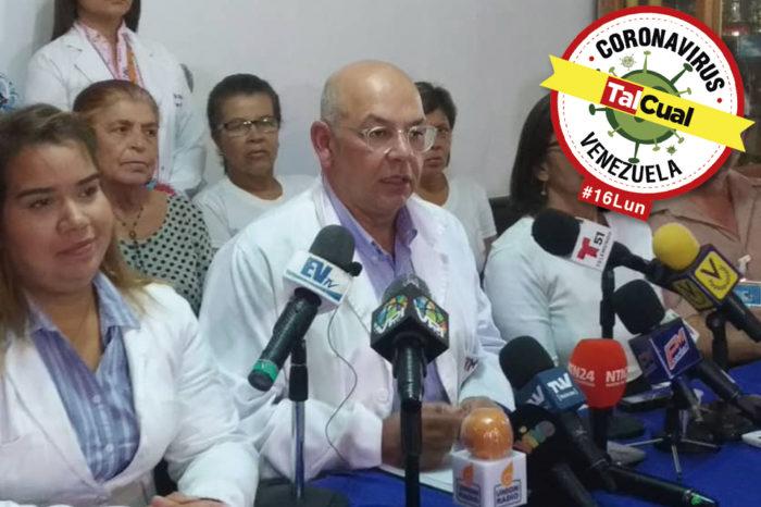 Julio Castro: Cuarentena no ha disminuido transmisión del coronavirus en el mundo