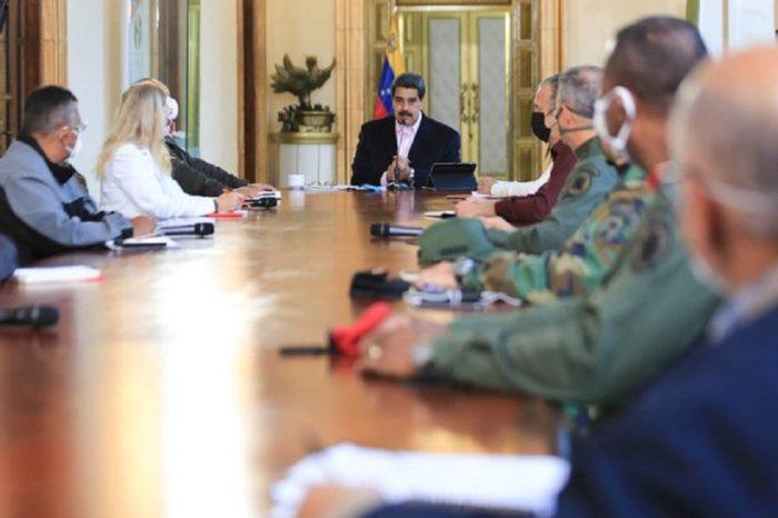 Maduro señala a la DEA como encargada de la operación militar contra su persona