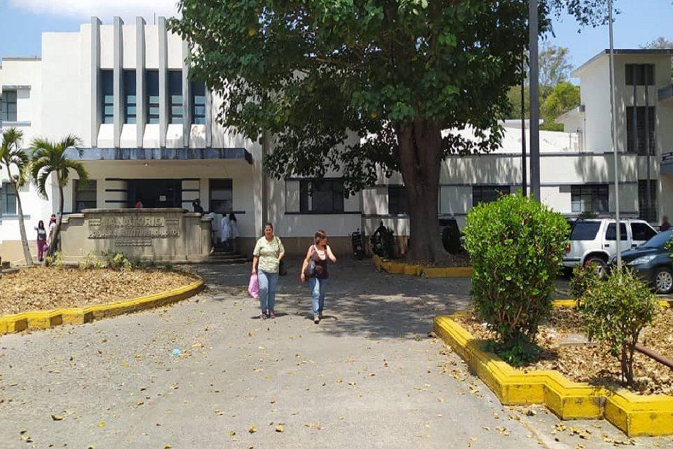 Personal de salud - Hospital José Ignacio Baldó coronavirus