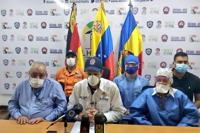 Covid-19 en Venezuela   Alcalde de El Hatillo confirma un quinto caso en esa jurisdicción