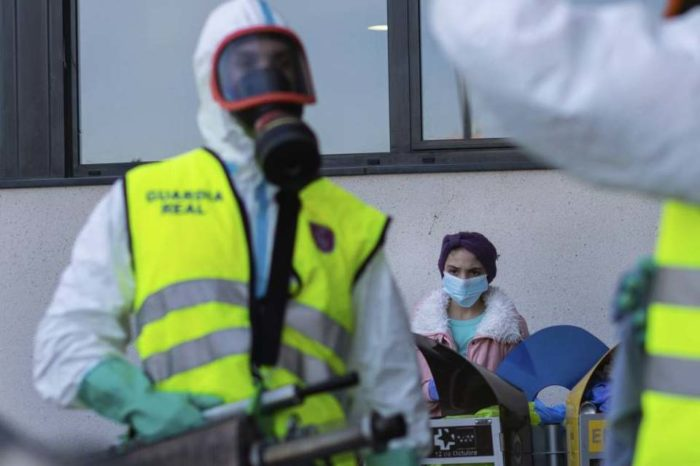 El coronavirus covid-19 sigue cobrando víctimas en España