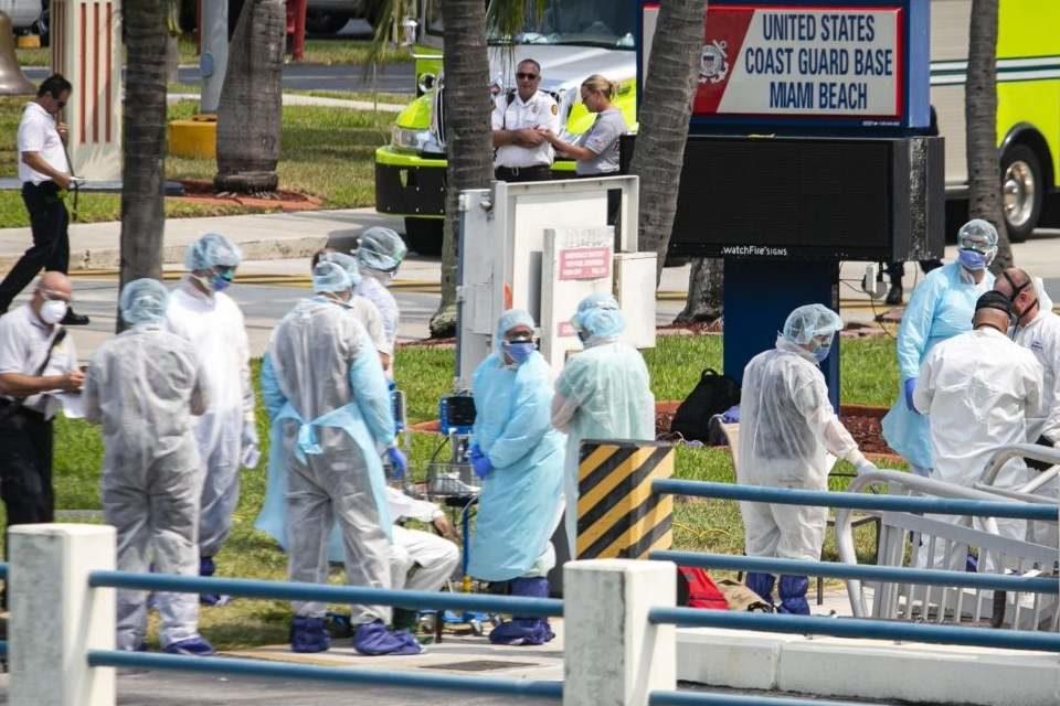 EEUU superó los dos millones de contagios por coronavirus este #11Jun