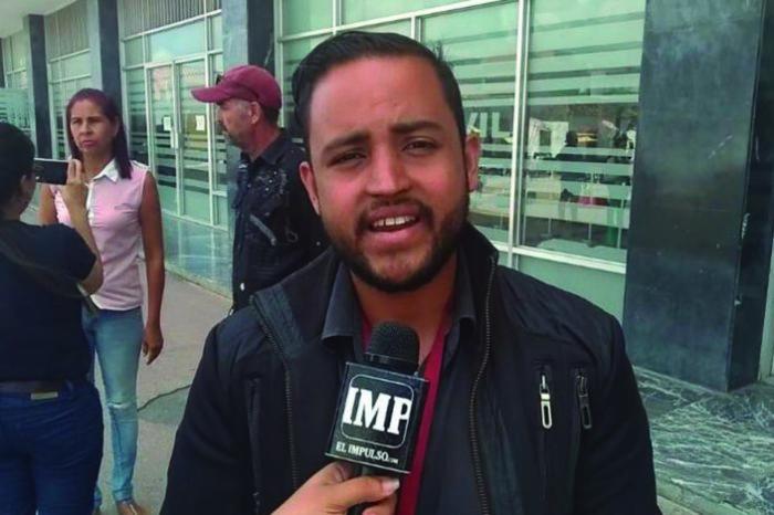 Dictan medida cautelar contra defensor de DDHH Henderson Maldonado