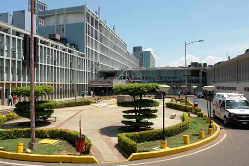 Hospital Universitario de Maracaibo sin insumos para covid-19