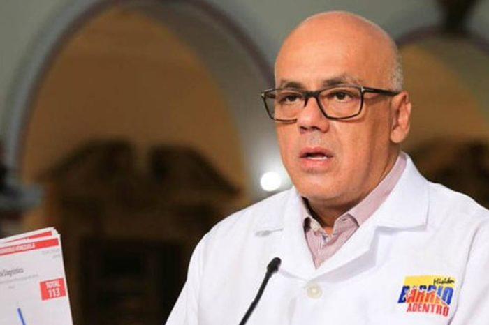 Rodríguez: se mantienen prohibidos los eventos deportivos, culturales y políticos