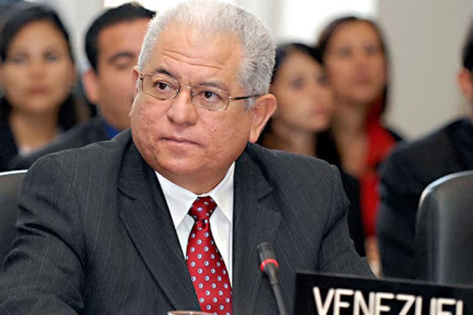 Jorge Valero criticó el informe de Bachelet