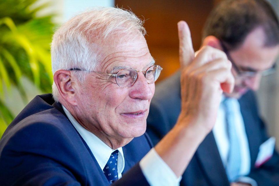 Josep Borrell FMI condiciones